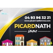 Picard Nathimmo agence immobilière Nice (06000)