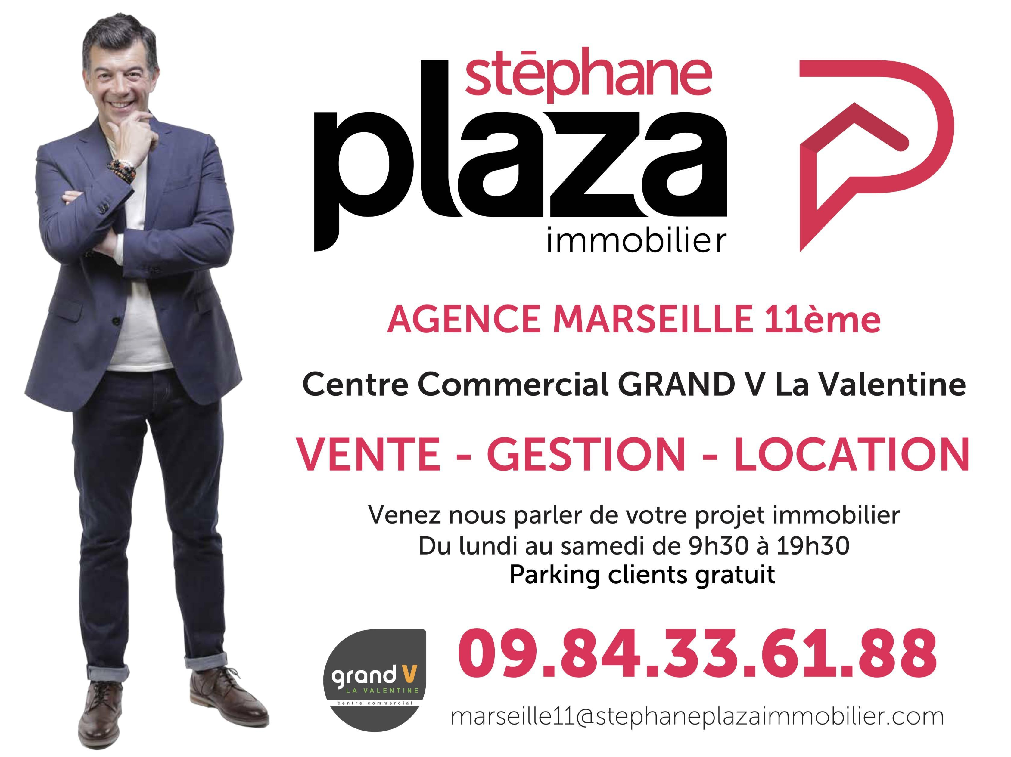 Stephane Plaza Immobilier Marseille 11 agence immobilière Marseille 11 (13011)