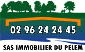 Sas Immobilier du Pelem agence immobilière Saint-Nicolas-du-Pélem (22480)