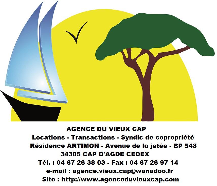 Agence du Vieux Cap (Sarl) agence immobilière Cap d'Agde (34300)