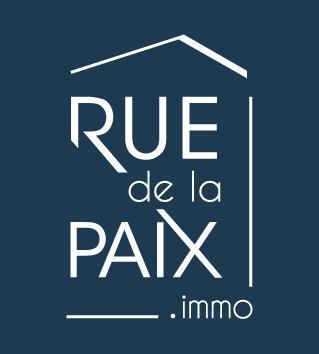 Rue de la Paix.Immo agence immobilière Angers 49100
