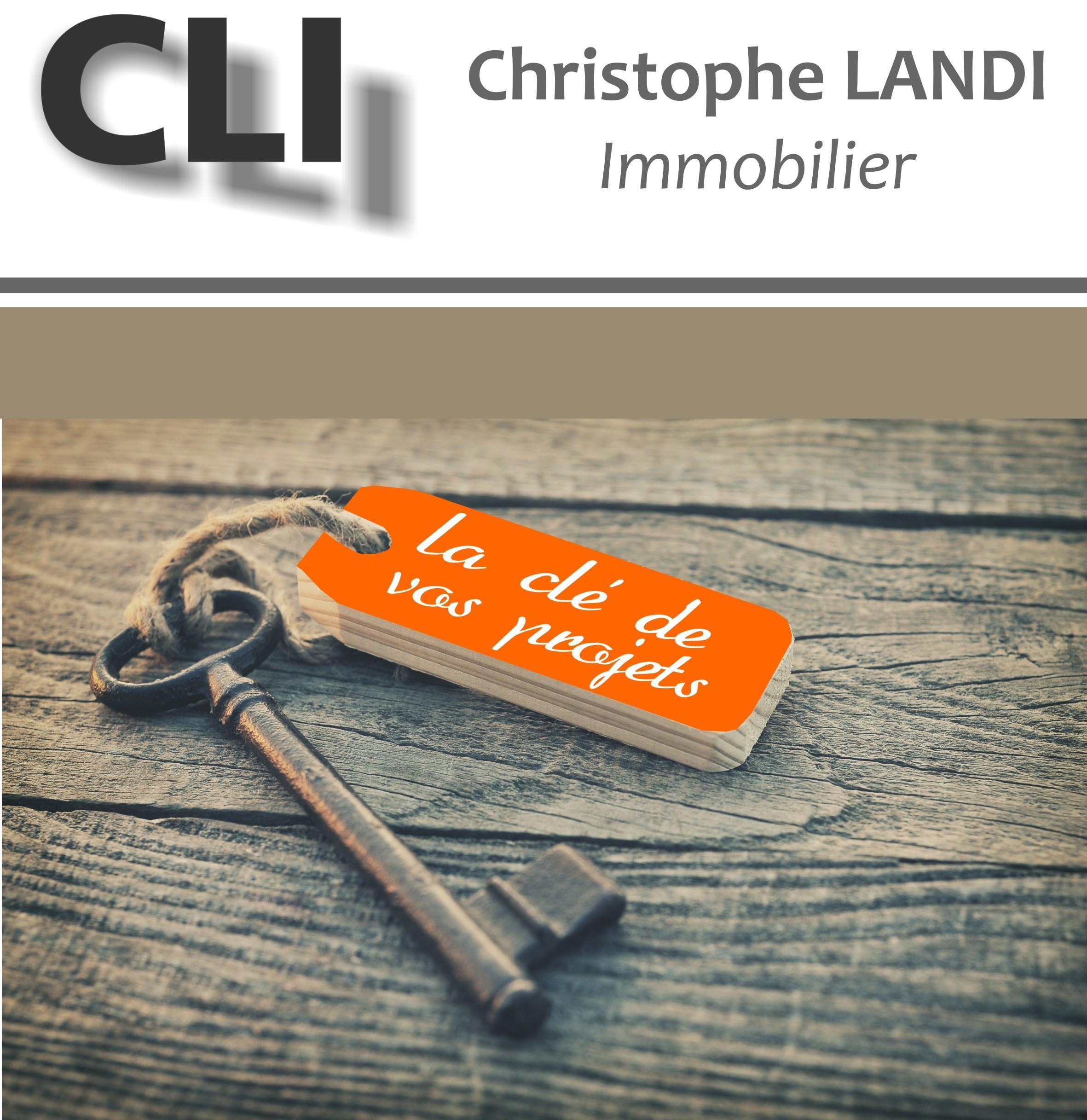 Christophe Landi Immobilier agence immobilière Pont-Saint-Pierre 27360