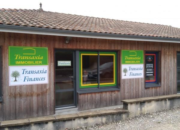 Transaxia Roaillan agence immobilière Roaillan (33210)