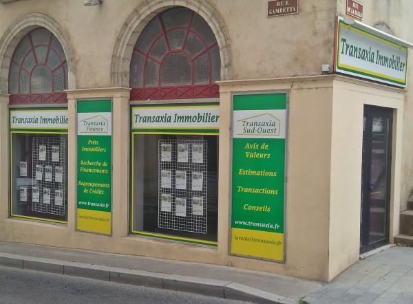 Transaxia la Reole agence immobilière La Réole (33190)