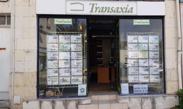 Transaxia Sainte Maure de Touraine agence immobilière Sainte-Maure-de-Touraine (37800)