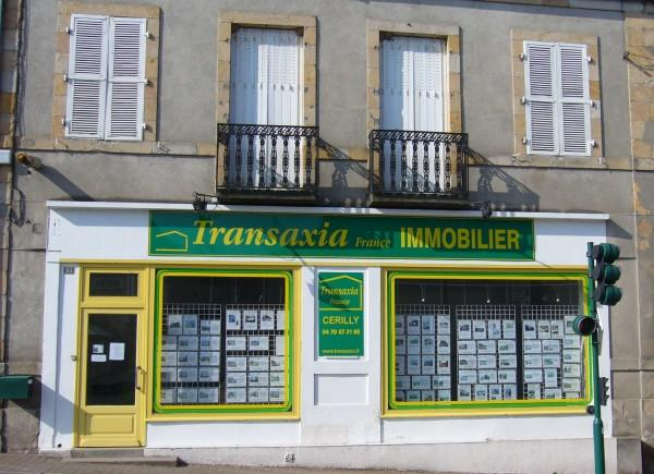 Transaxia Cerilly agence immobilière Cérilly (03350)