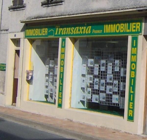 Transaxia Mezieres agence immobilière Mézières-en-Brenne (36290)