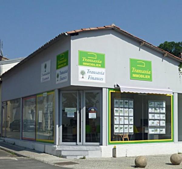 Transaxia Sainte Croix du Mont agence immobilière à Ste Croix du Mont 33410
