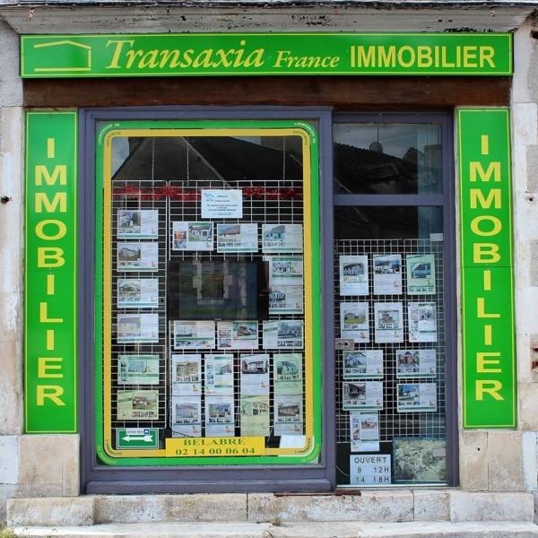 Transaxia Belabre agence immobilière Bélâbre (36370)