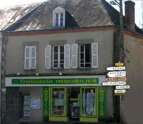 Sainte Severe sur Indre agence immobilière Sainte Severe sur Indre 36160