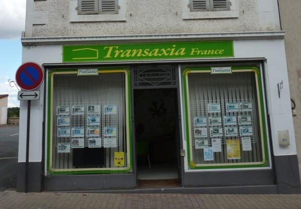 Transaxia Vallon en Sully agence immobilière Vallon-en-Sully (03190)