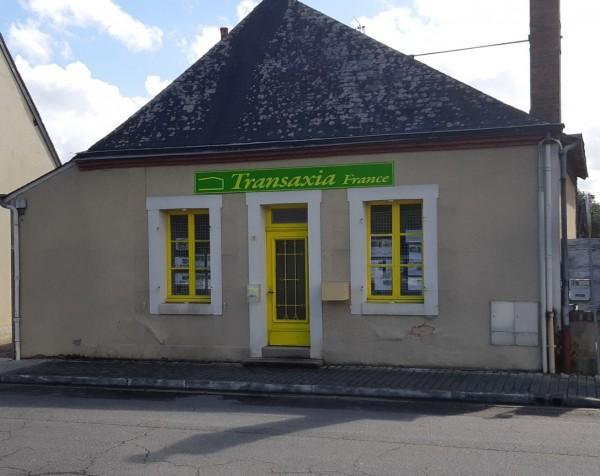 Transaxia Argent sur Sauldre agence immobilière Argent-sur-Sauldre (18410)