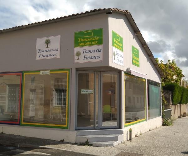 Transaxia Sud Ouest agence immobilière Sainte-Croix-du-Mont (33410)