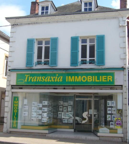 Transaxia Cosne d'Allier agence immobilière Cosne-d'Allier (03430)