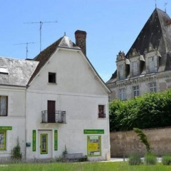 Transaxia Azay le Ferron agence immobilière Azay-le-Ferron (36290)