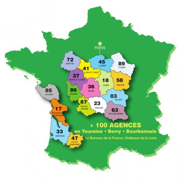 Transaxia Neuvy Saint Sepulchre agence immobilière Neuvy-Saint-Sépulchre (36230)