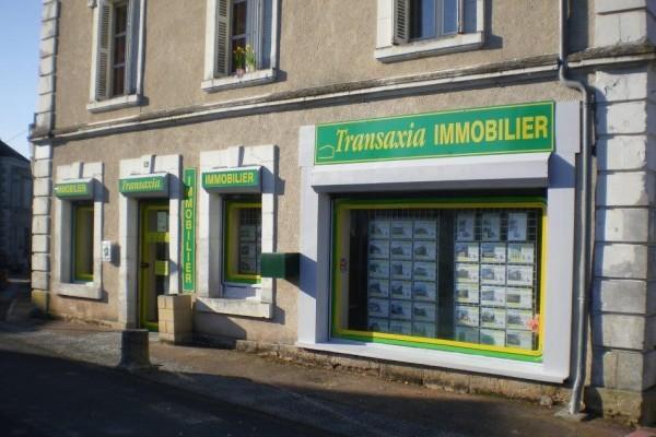 Transaxia Vicq sur Nahon agence immobilière Vicq-sur-Nahon (36600)