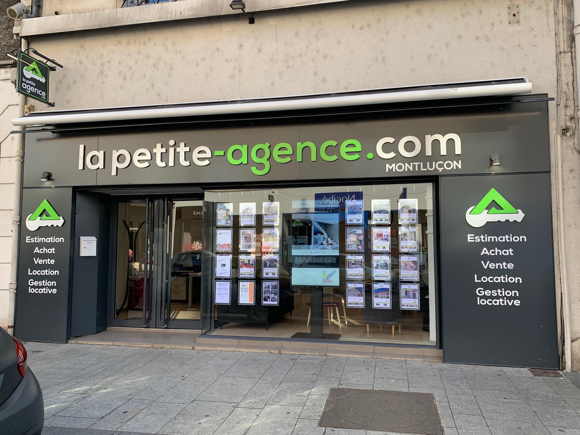 La Petite Agence - Montluçon agence immobilière Montluçon (03100)