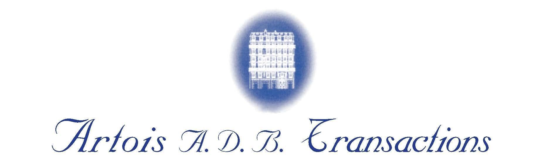 ARTOIS ADB TRANSACTIONS agence immobilière Paris 8 (75008)