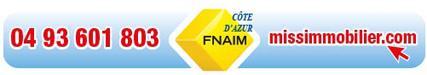 Missimmobilier agence immobilière Saint-Vallier-de-Thiey (06460)