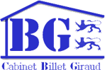 Logo CABINET BILLET - GIRAUD